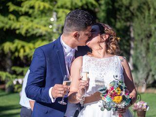 La boda de Vanessa y Jonathan