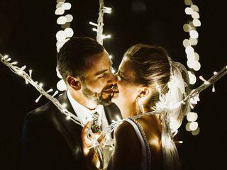 La boda de Andrea y Najim