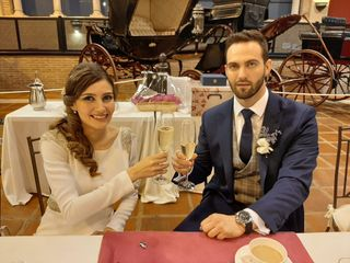 La boda de Carlos y Raquel