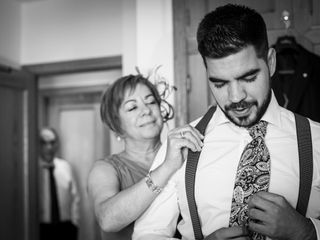 La boda de Míriam y Rubén 3