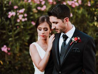 La boda de Carmen y Imanol