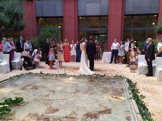 La boda de Helena y Javier 3