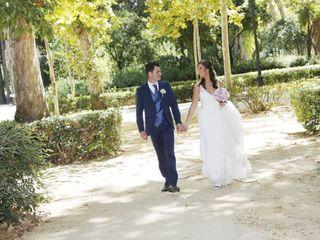 La boda de Luis Javier y Estefania