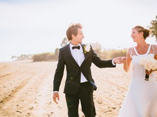 La boda de Aisling y John