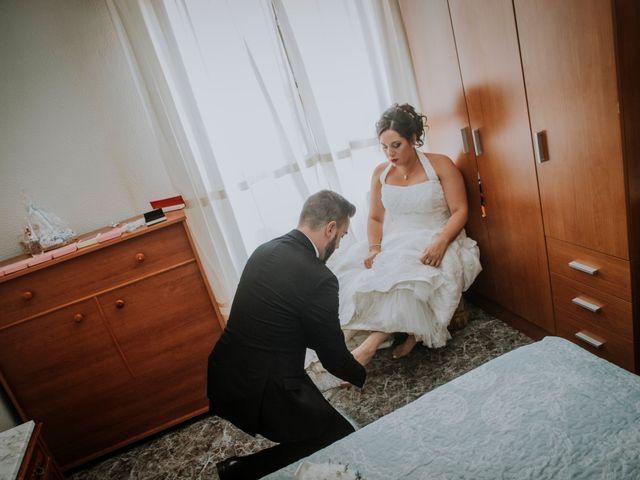 La boda de Cristian y Ana en Petrer, Alicante 42