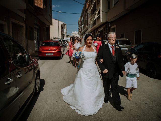 La boda de Cristian y Ana en Petrer, Alicante 54