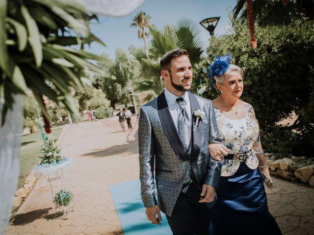 La boda de Cristian y Ana en Petrer, Alicante 55