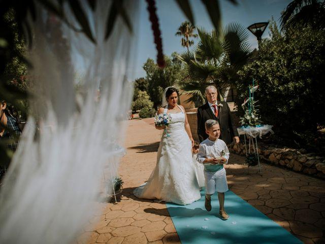 La boda de Cristian y Ana en Petrer, Alicante 56