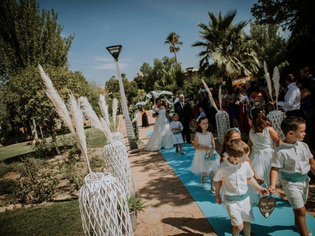 La boda de Cristian y Ana en Petrer, Alicante 57