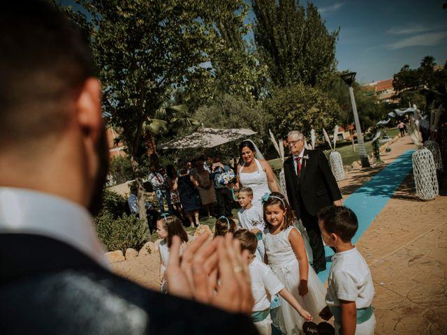 La boda de Cristian y Ana en Petrer, Alicante 58