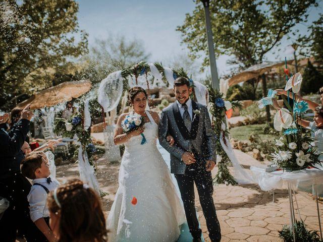 La boda de Cristian y Ana en Petrer, Alicante 72