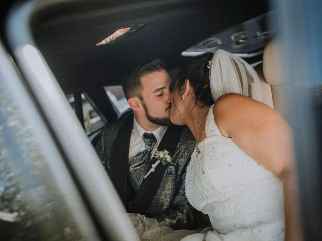 La boda de Cristian y Ana en Petrer, Alicante 1