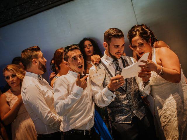 La boda de Cristian y Ana en Petrer, Alicante 79