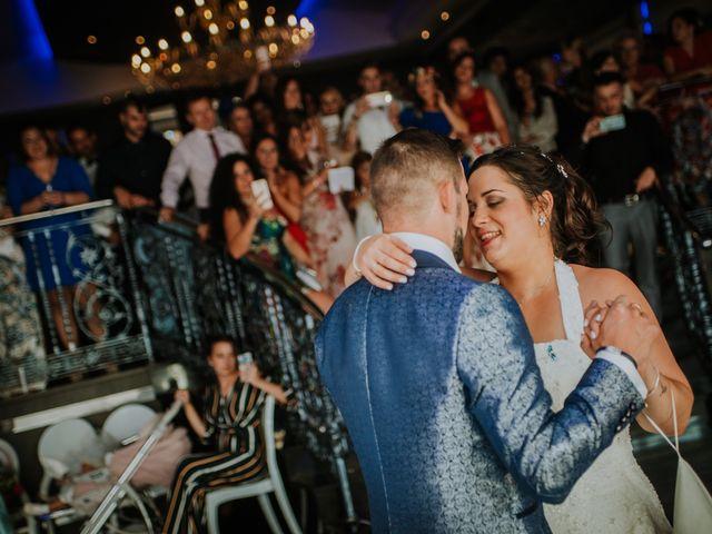 La boda de Cristian y Ana en Petrer, Alicante 83