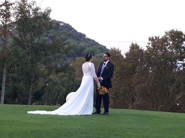La boda de Paqui y Juanjo en Sant Fost De Campsentelles, Barcelona 1