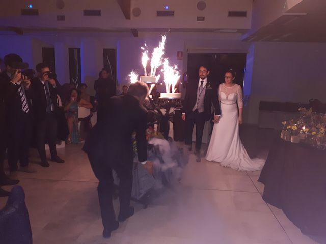 La boda de Paqui y Juanjo en Sant Fost De Campsentelles, Barcelona 8