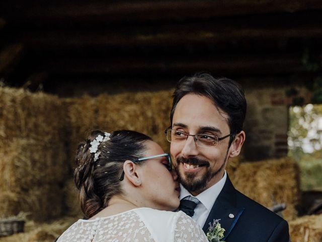 La boda de Paqui y Juanjo en Sant Fost De Campsentelles, Barcelona 9