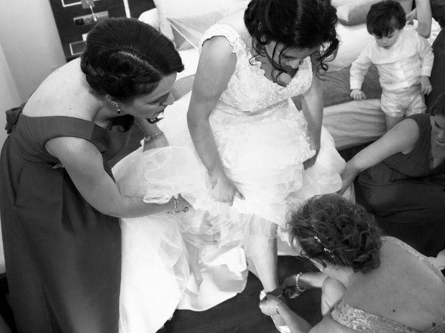 La boda de Roberto y Virginia en Badajoz, Badajoz 6