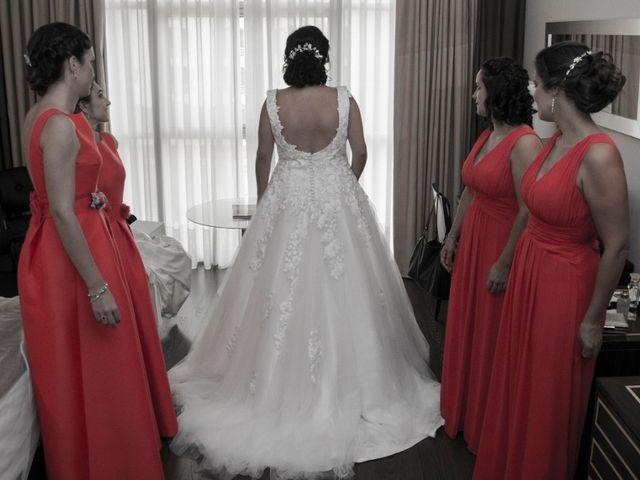 La boda de Roberto y Virginia en Badajoz, Badajoz 2