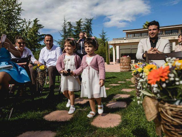 La boda de David y Georgina en Sentmenat, Barcelona 16