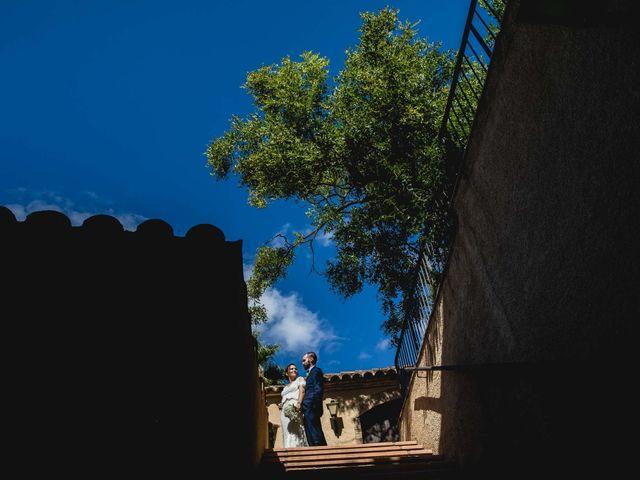 La boda de David y Georgina en Sentmenat, Barcelona 20