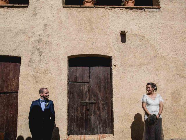 La boda de David y Georgina en Sentmenat, Barcelona 21