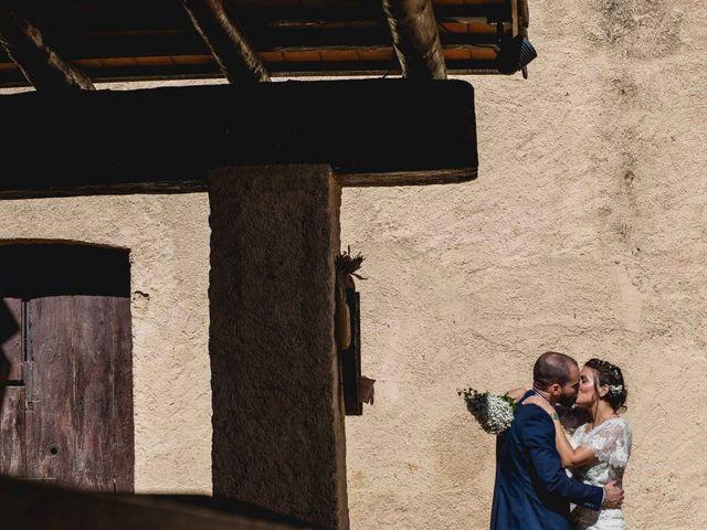 La boda de David y Georgina en Sentmenat, Barcelona 23