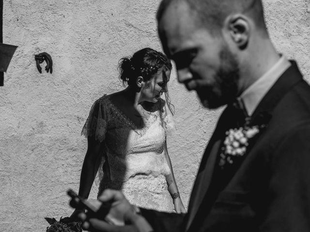 La boda de David y Georgina en Sentmenat, Barcelona 1