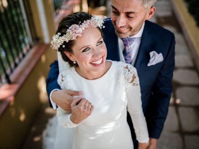 La boda de Úrsula y Manuel