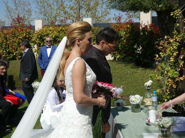 La boda de Elena  y Manolo