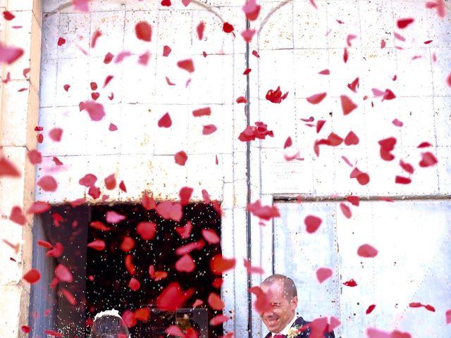 La boda de David y Almudena en Jabaga, Cuenca 13