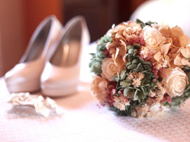 La boda de David y Almudena en Jabaga, Cuenca 1