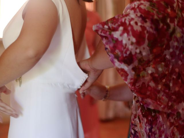 La boda de David y Almudena en Jabaga, Cuenca 2