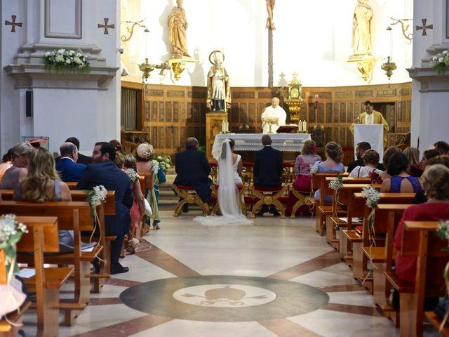 La boda de David y Almudena en Jabaga, Cuenca 8