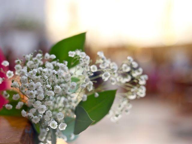 La boda de David y Almudena en Jabaga, Cuenca 9