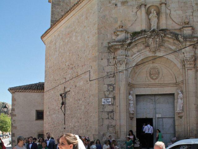 La boda de David y Almudena en Jabaga, Cuenca 10