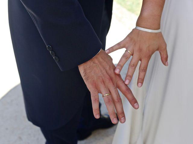 La boda de David y Almudena en Jabaga, Cuenca 14
