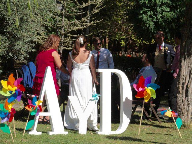 La boda de David y Almudena en Jabaga, Cuenca 21