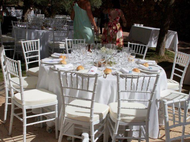 La boda de David y Almudena en Jabaga, Cuenca 23