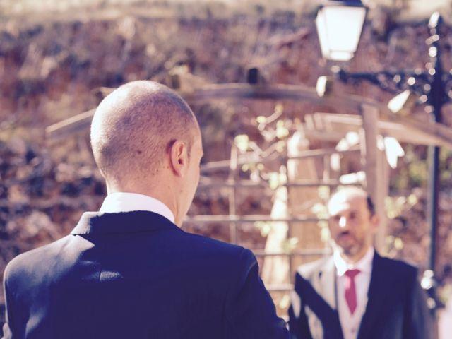 La boda de David y Almudena en Jabaga, Cuenca 18