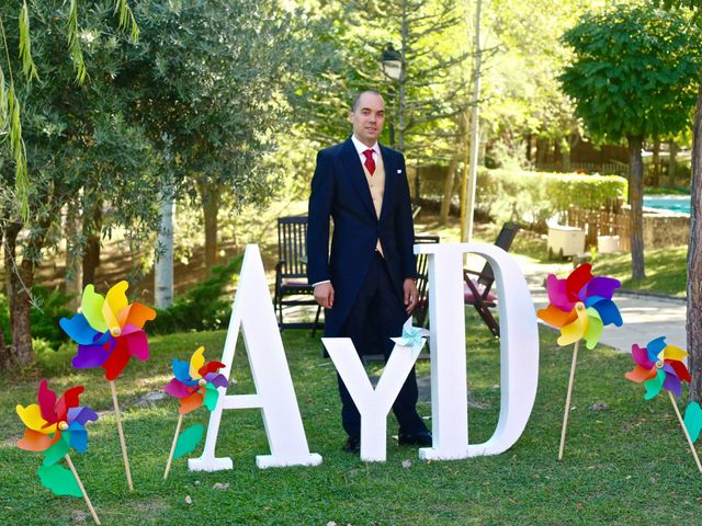 La boda de David y Almudena en Jabaga, Cuenca 22