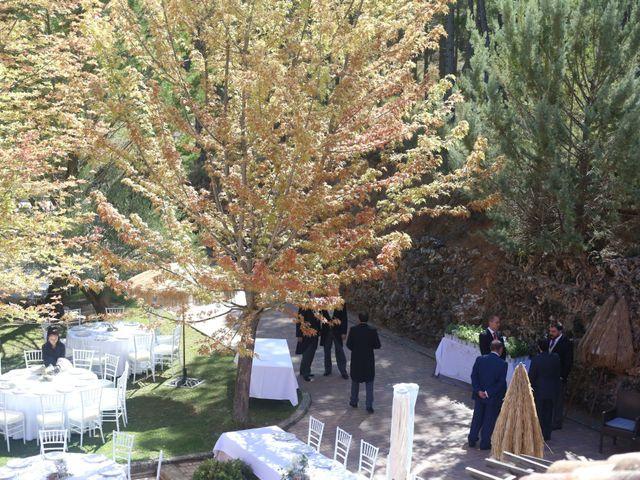 La boda de David y Almudena en Jabaga, Cuenca 24