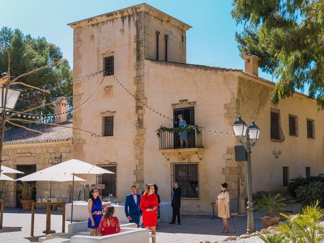 La boda de David y Iryna en Alacant/alicante, Alicante 15