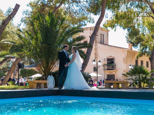 La boda de Iryna y David