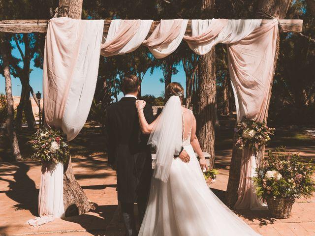 La boda de David y Iryna en Alacant/alicante, Alicante 28