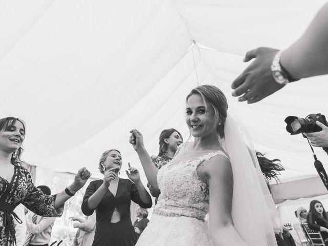 La boda de David y Iryna en Alacant/alicante, Alicante 36