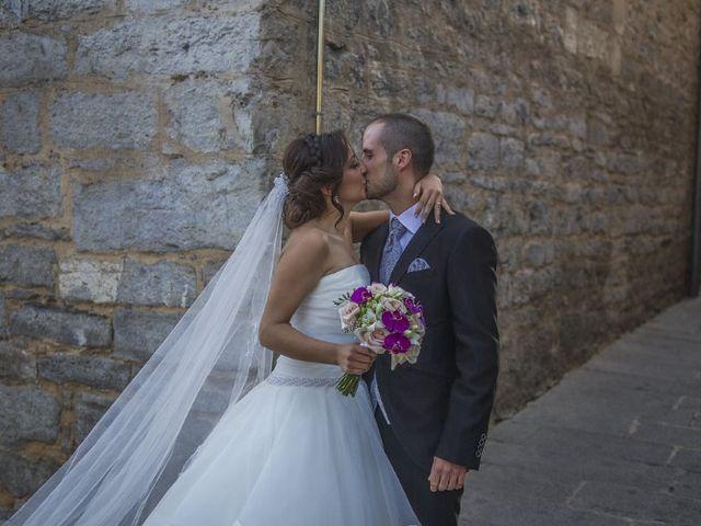 La boda de Joseba  y Jariza  en Murguia, Álava 1