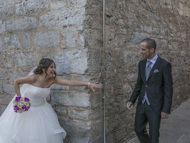 La boda de Joseba  y Jariza  en Murguia, Álava 2