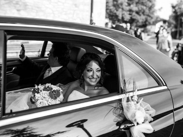 La boda de Joseba  y Jariza  en Murguia, Álava 5