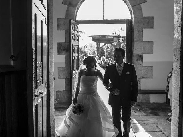 La boda de Joseba  y Jariza  en Murguia, Álava 6